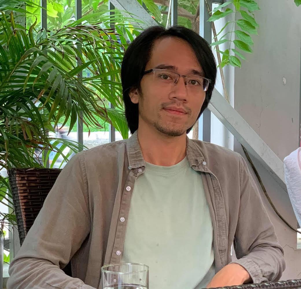 Ông Nguyễn Thế Trung,