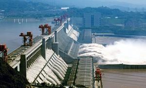 Trung Quốc hoàn thành dự án đập Tam Hiệp