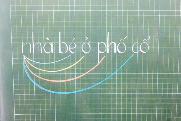 Giáo viên chia sẻ cách giúp trẻ lớp 1 làm quen với chương trình Tiếng Việt mới - 1