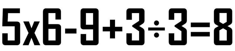 Rèn trí não với năm câu đố Toán học - 6
