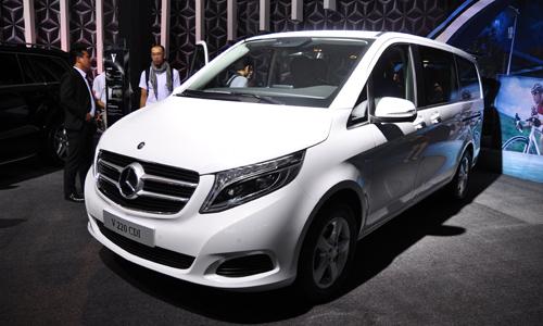 Những mẫu MPV giá trên 1 tỷ đồng cho khách Việt