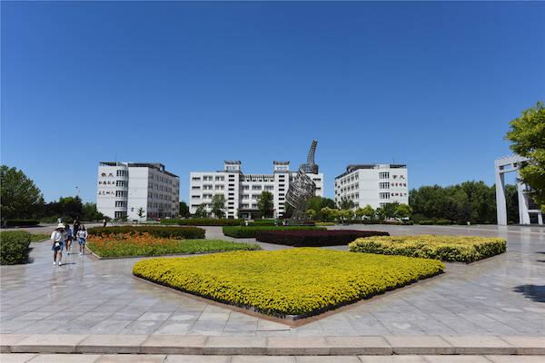 Viện dạy nghề Kỹ thuật đảo Tần Hoàng, Hà Bắc, Trung Quốc. Ảnh: ISAC Tech China Program