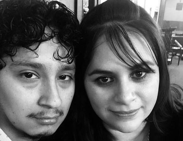 Luis Lemus (trái) cùng vợ Yesenia Pacheco. Ảnh: Facebook/Dailymail.