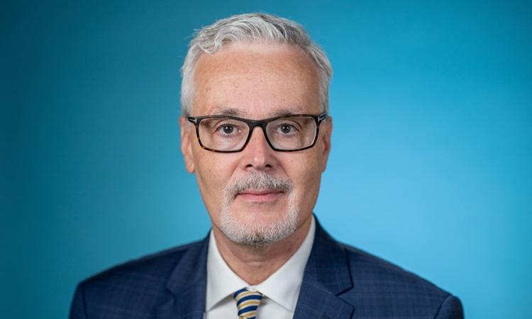 Đại sứ Đức tại Việt Nam Guido Hildner. Ảnh: Đại sứ quán Đức tại Việt Nam.