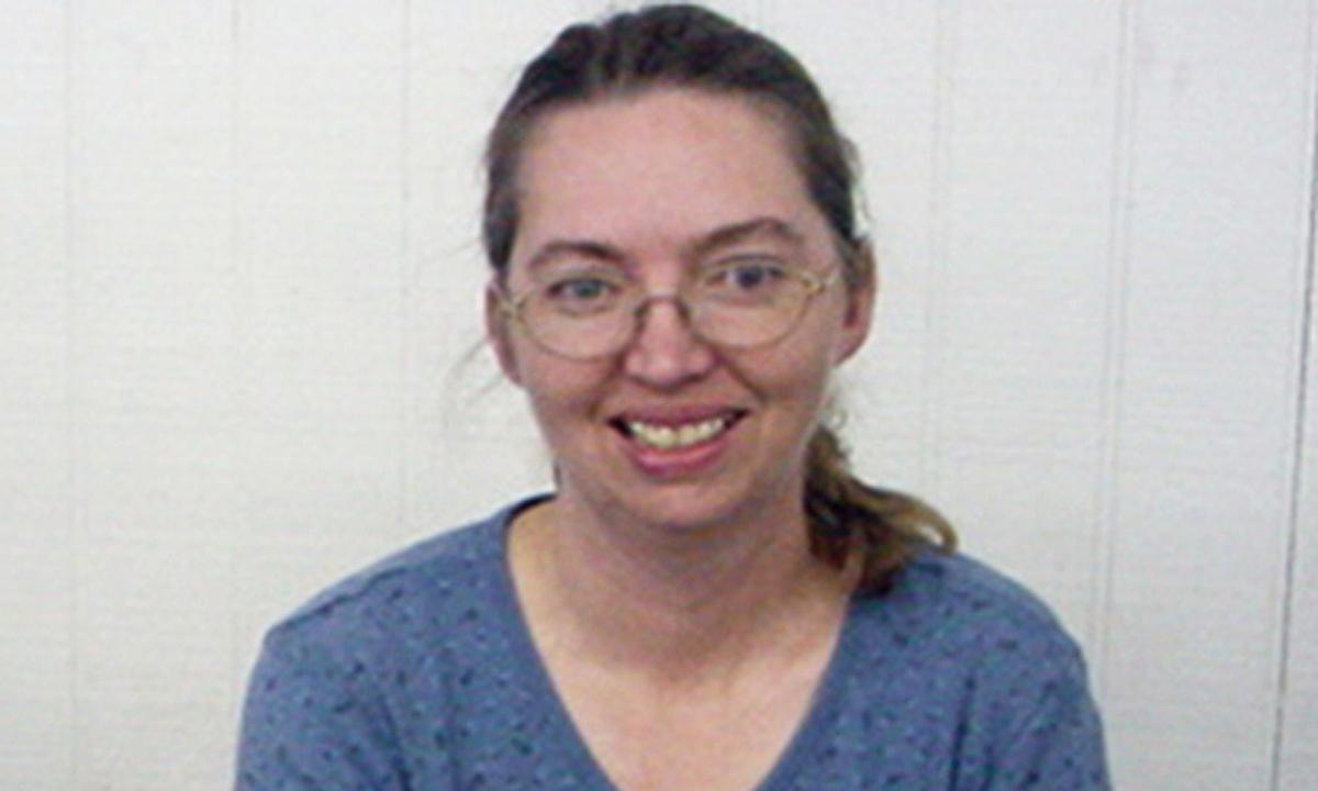Lisa Montgomery, người phụ nữ đầu tiên bị kết án tử hình tại Mỹ từ năm 1953. Ảnh: AP