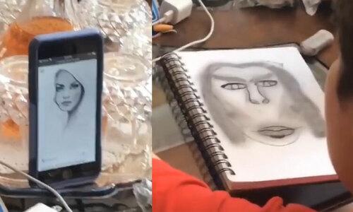 Cao thủ vẽ tranh biếm họa đường phố - 2