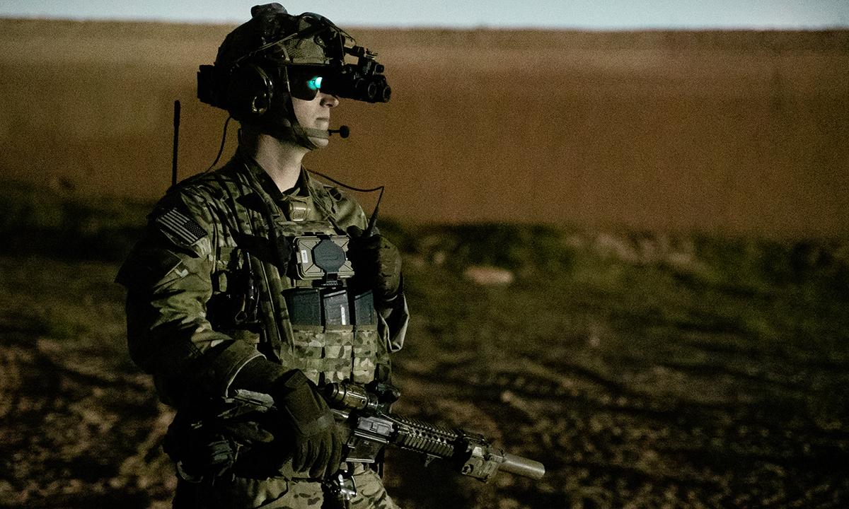 Đặc nhiệm Mỹ tham gia Chiến dịch Hỗ trợ Nhổ tận gốc ở đông nam Afghanistan, tháng 4/2019. Ảnh: US Army.