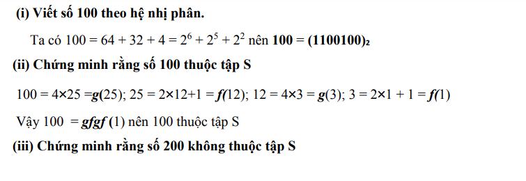 Đáp án bài toán lớp 10 trong đề thi Đại học Oxford 2020 - 4
