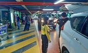 Xe công nghệ chưa đạt thỏa thuận với sân bay Tân Sơn Nhất