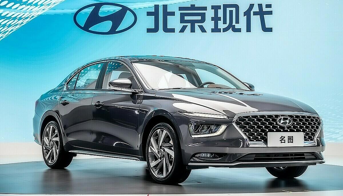 Mistra 2021 tại triển lãm Quảng Châu đang diễn ra tại Trung Quốc. Ảnh: Carscoops