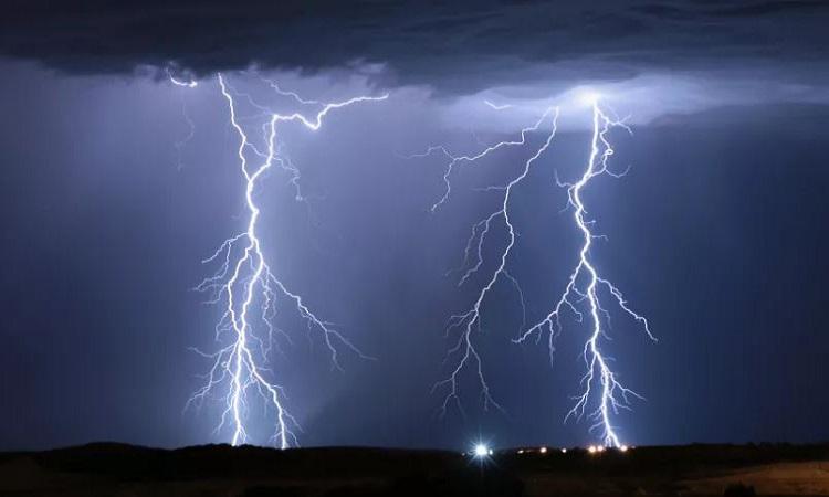 Những siêu sét sáng nhất phổ biến ở nơi thường xuất hiện giông bão. Ảnh: Shutterstock.