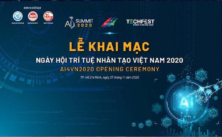 Sắp diễn ra Ngày hội Trí tuệ Nhân tạo Việt Nam 2020