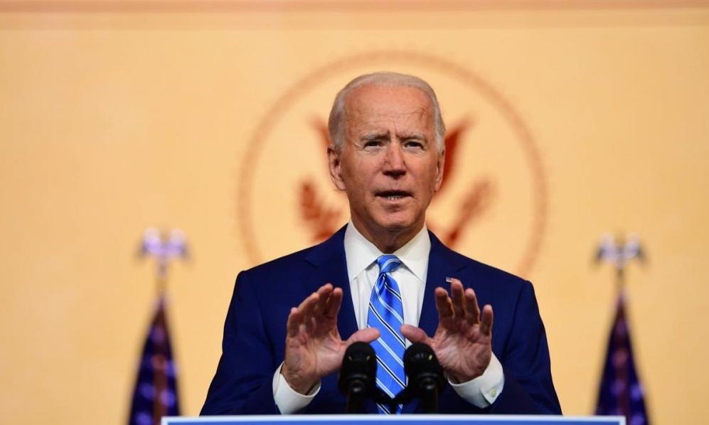 Biden kêu gọi đoàn kết trong Lễ Tạ ơn - VnExpress