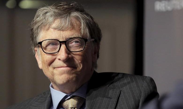 Bill Gates phát biểu trong một cuộc thảo luận về đổi mới tại Washington, hồi tháng 4/2016. Ảnh: Reuters