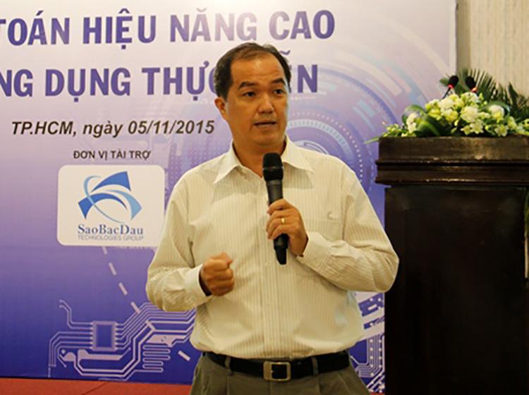 PGS.TS Thoại Nam.