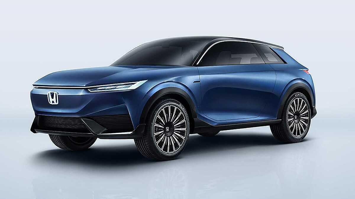 SUV e Concept của Honda ra mắt tại triển lãm Bắc Kinh 2020. Ảnh: Honda