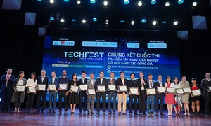 Techfest Vietnam 2020 thu hút đầu tư 14 triệu USD