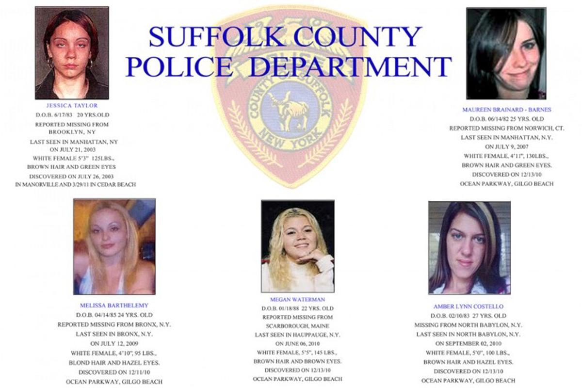Những người được xác định danh tính trong số các nạn nhân.