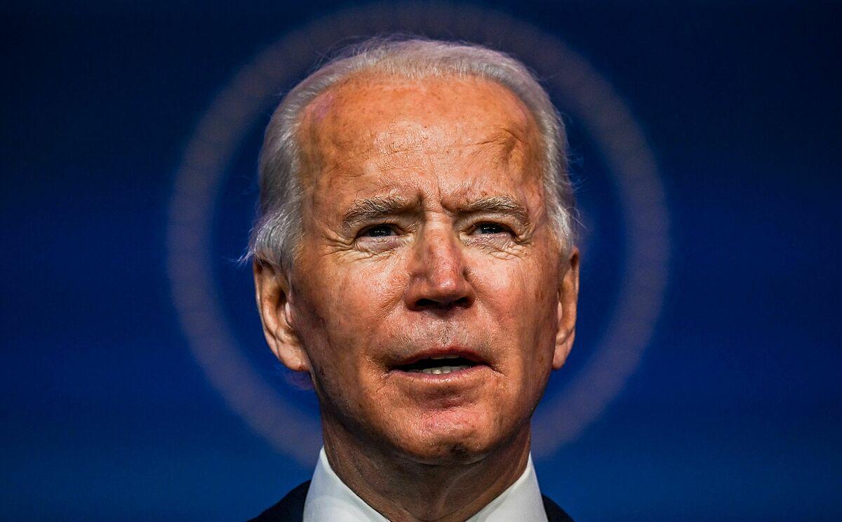 Joe Biden tại Delaware ngày 24/11. Ảnh: AFP.