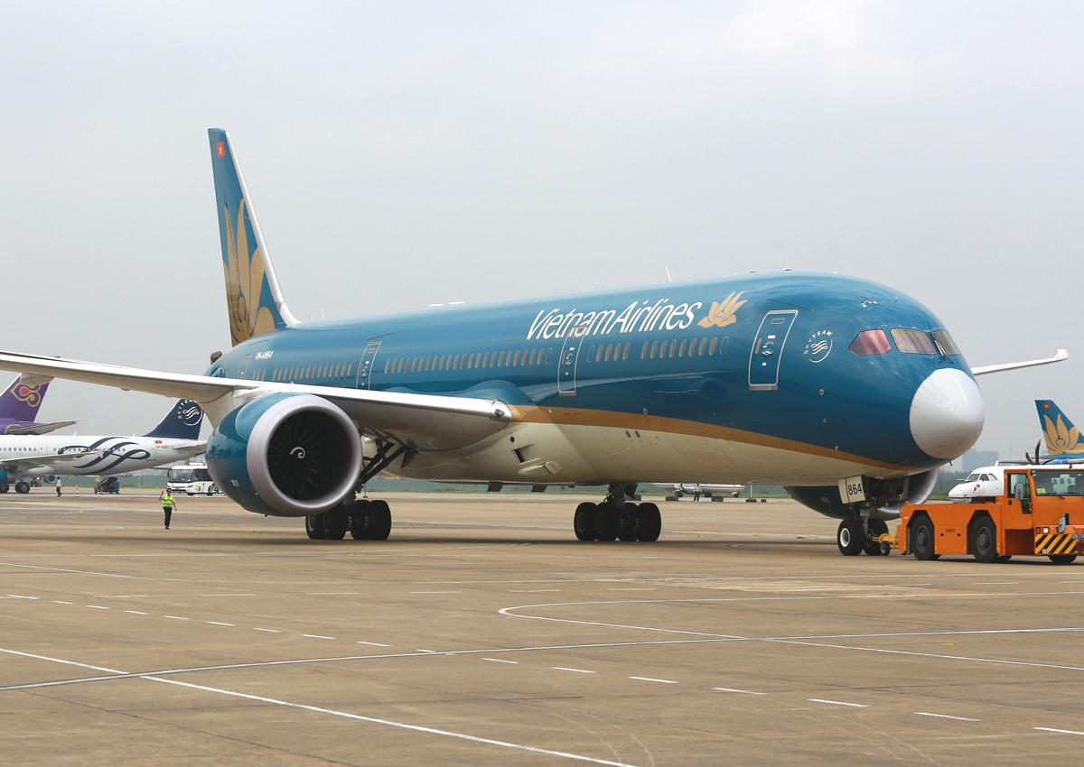 Các chuyến bay đón công dân Việt Nam sẽ do các hãng trong nước thực hiện. Ảnh: Thành Nguyễn