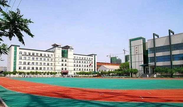 Trường THCS số 127 Thẩm Dương, tỉnh Liêu Ninh, Trung Quốc. Ảnh: Net Ease