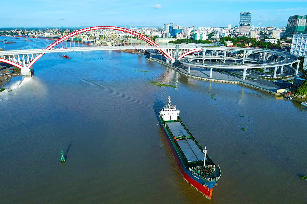 Ban Thường vụ Hải Phòng vừa thông qua đề án thành lập thành phố Thủy Nguyên từ huyện Thủy Nguyên. Ảnh: Giang Chinh