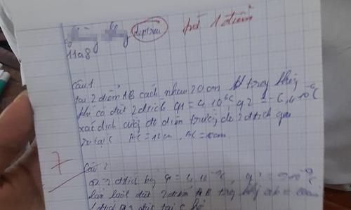 Bị trừ điểm vì khen cô giáo đẹp gái - 6