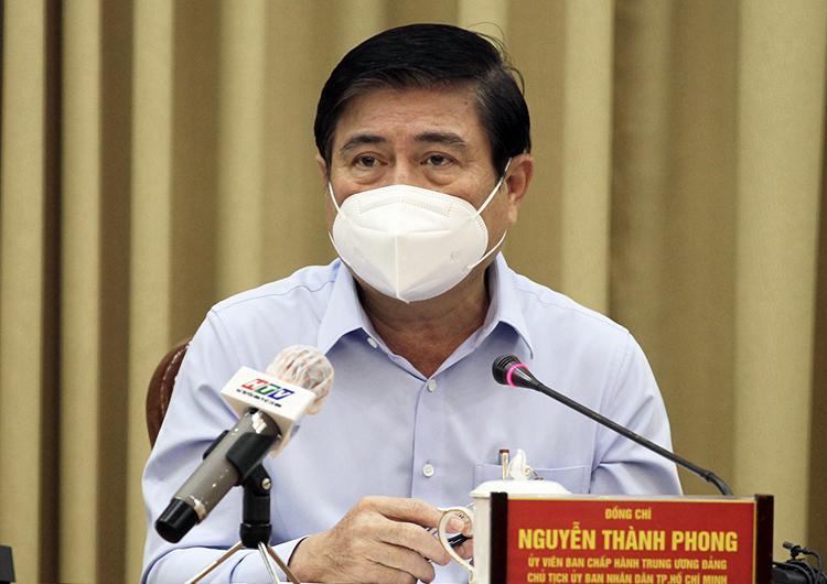 Chủ tịch TP HCM yêu cầu kiểm tra đột xuất các điểm cách ly