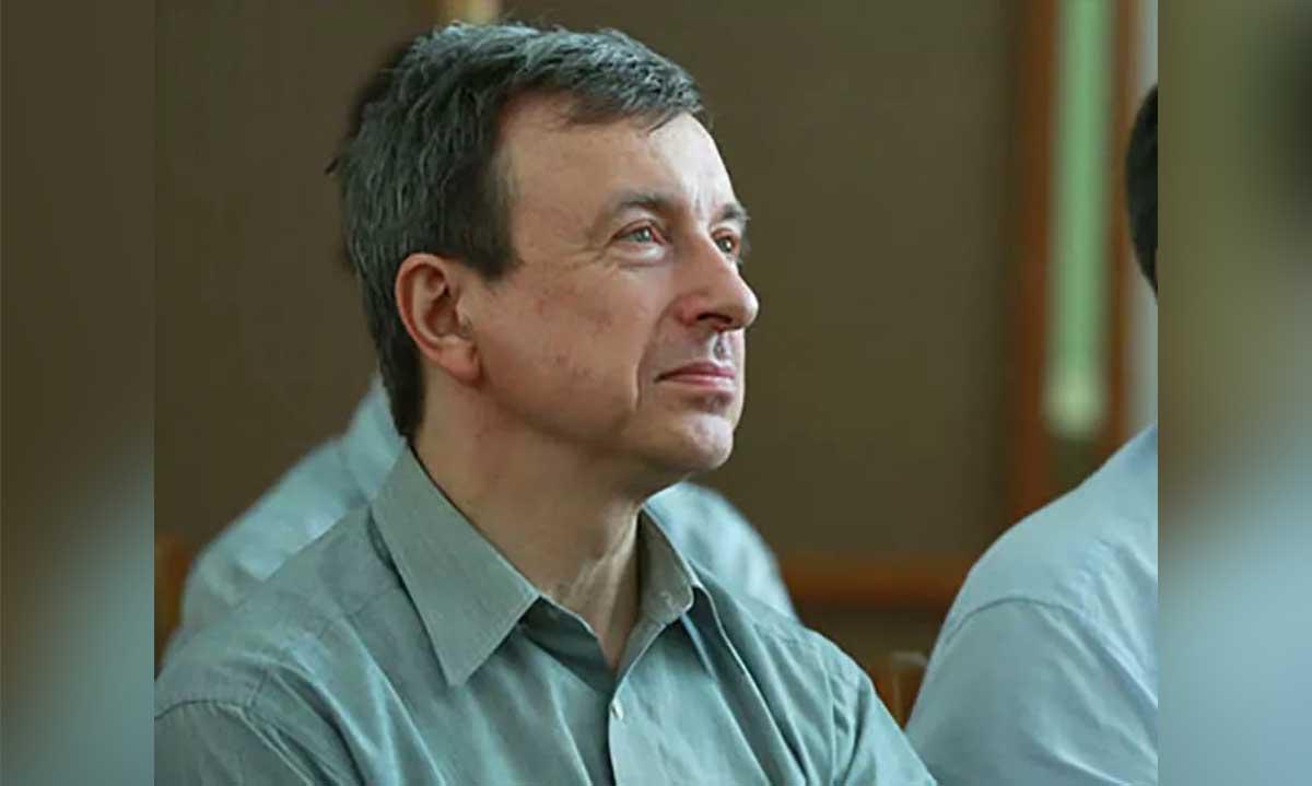 Chuyên gia Anatoly Gubanov. Ảnh: TsAGI.