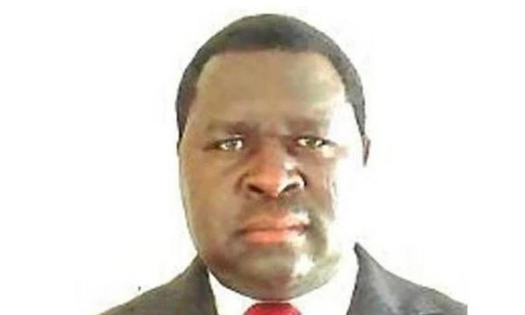 Ứng cử viên Adolf Hitler Uunona. Ảnh: Ủy ban Bầu cử Namibia.
