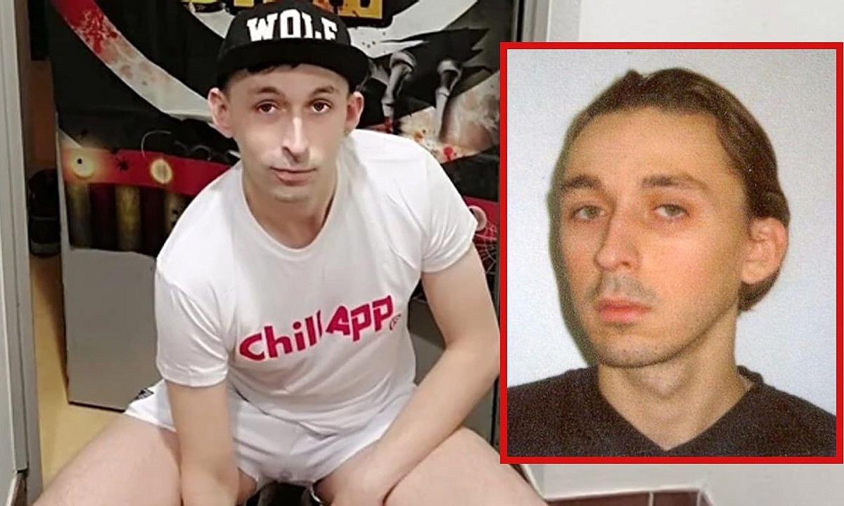 David Manzheley, người tổ chức tiệc sex ở Brussels tuần trước. Ảnh: Cảnh sát Bỉ