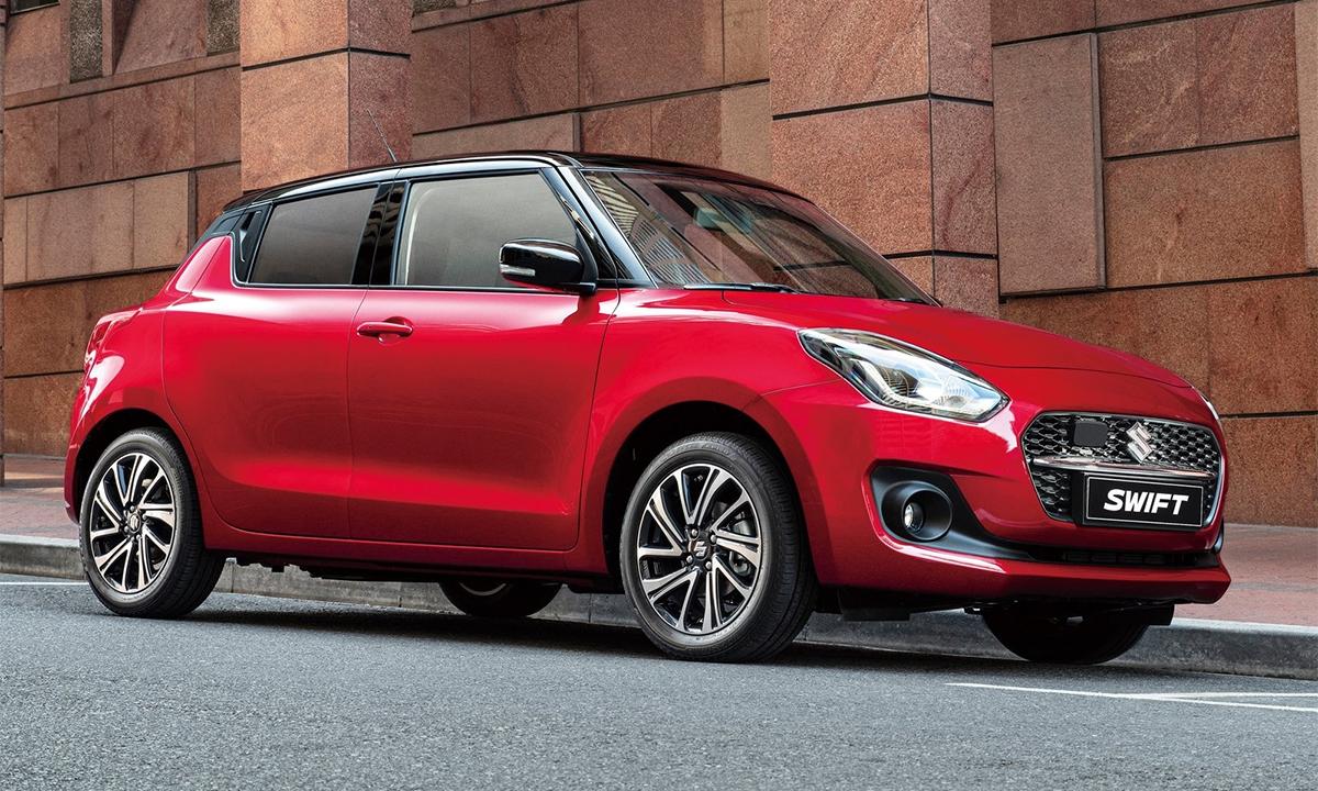 Maruti Suzuki Swift bán nhiều nhất tháng 11 tại Ấn Độ. Ảnh: Suzuki