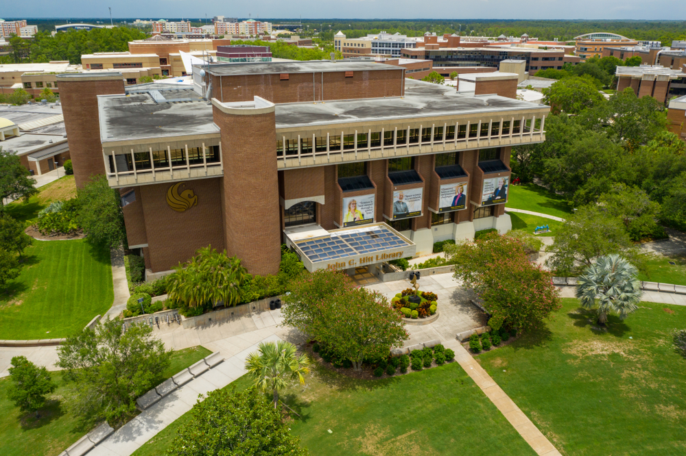 Đại học Central Florida. Ảnh: Shutterstock