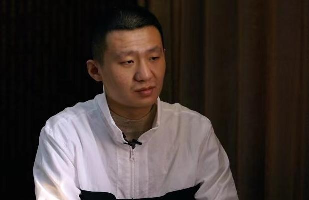 Vu Hoan sau khi ra tù. Ảnh: Beijing News.