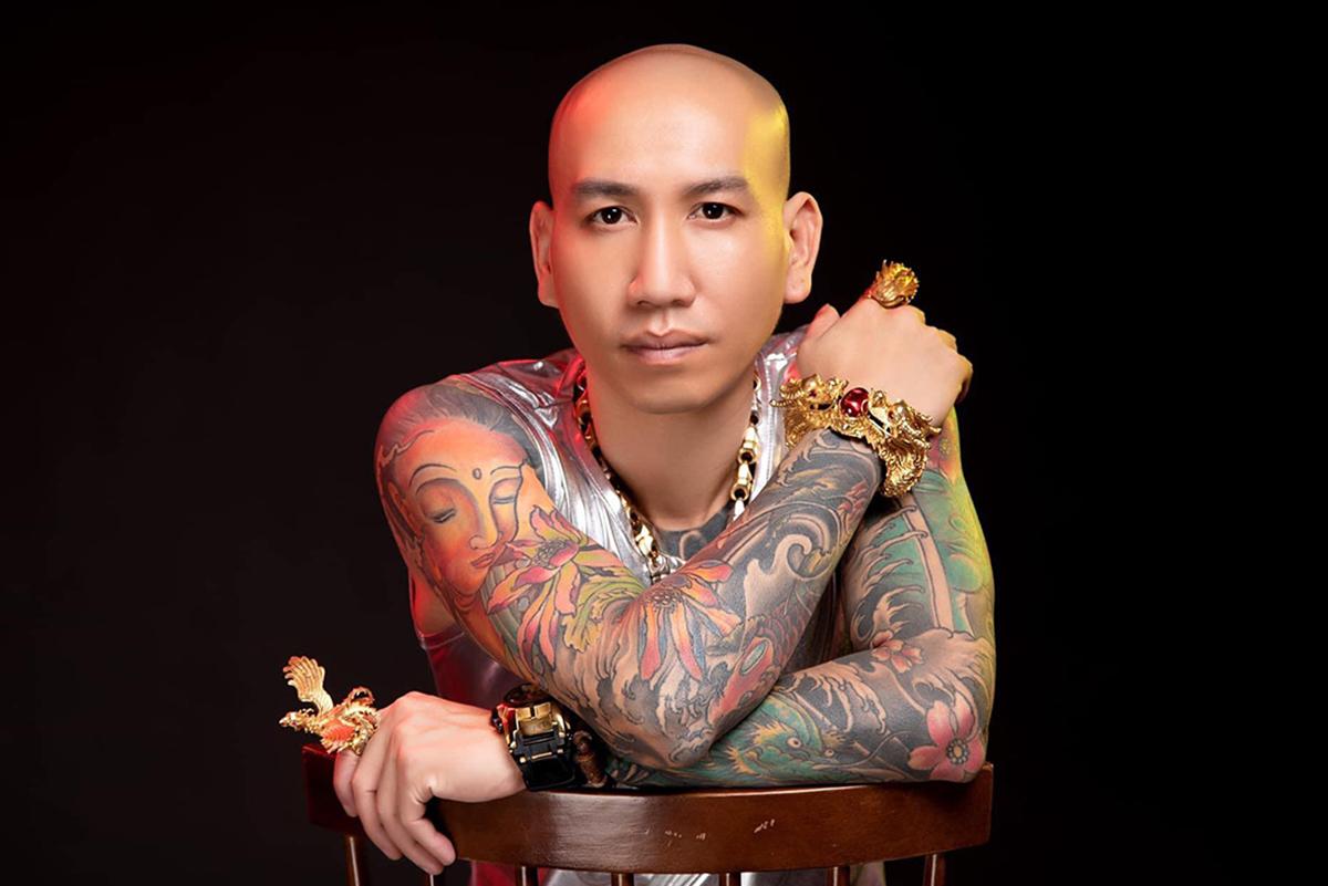 Lê Văn Phú, tức Phú Lê. Ảnh: Facebook nhân vật.