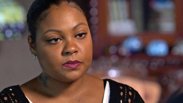 Keyona Bor bị thám tử Sean O'Connell nghi ngờ có liên quan tới cái chết của Heather Bogle. Ảnh: CBS News.