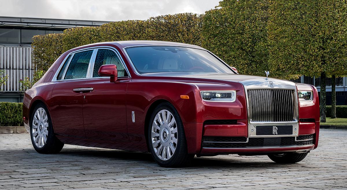 Rolls-Royce Phantom. Ảnh: Rolls-Royce