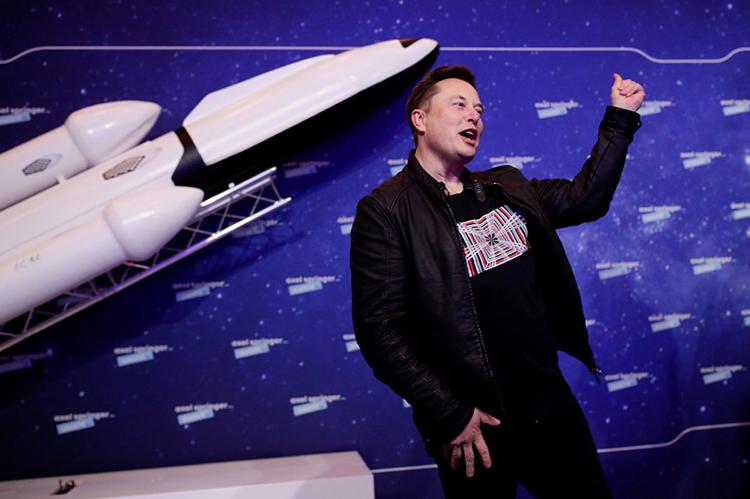 Ông chủ SpaceX và Tesla Elon Musk. Ảnh: AFP.