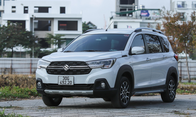 Thông tin mẫu xe Suzuki XL7 mới nhất