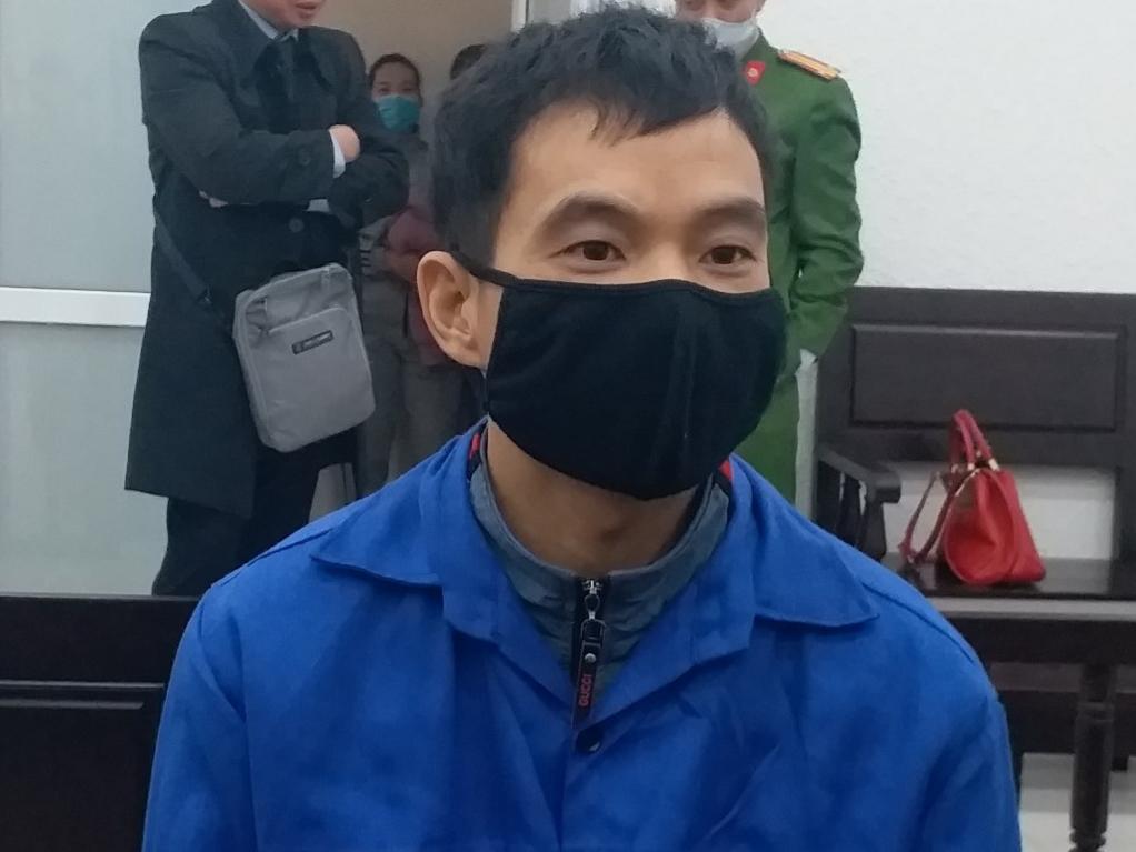 Bị cáo Đào Đại Vương tại phiên xét xử sáng 16/12. Ảnh: Thanh Vân