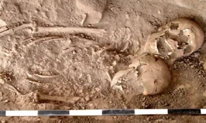 Nguyên nhân cái chết của cặp đôi vẫn là điều bí ẩn với các nhà nghiên cứu. Ảnh: Dự án Bethsaida.