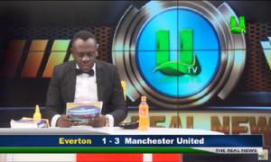 Bản tin thể thao có 1-0-2 của MC người Ghana