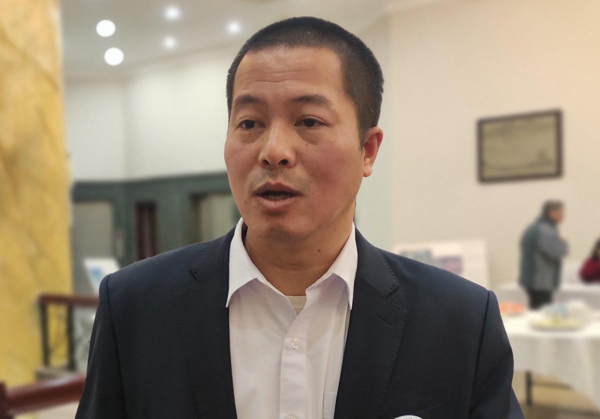 PGS. TS Giang Thanh Long. Ảnh: VT