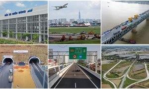 6 công trình giao thông trọng điểm hoàn thành năm 2020