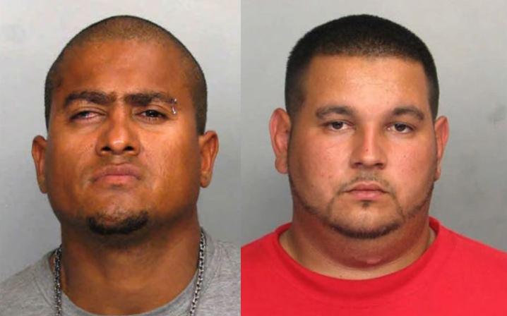Alejandro Garcia (trái) và Joel Gonzalez, hai tên sát thủ được thuê giết mẹ con nhà Bernice Novack. Ảnh: Westchester County Sheriff's Department.