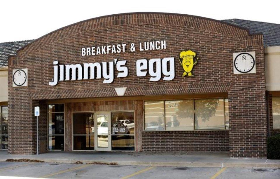 Nhà hàng Jimmys Egg ở thành phố Oklahoma. Ảnh: Oklahoman.