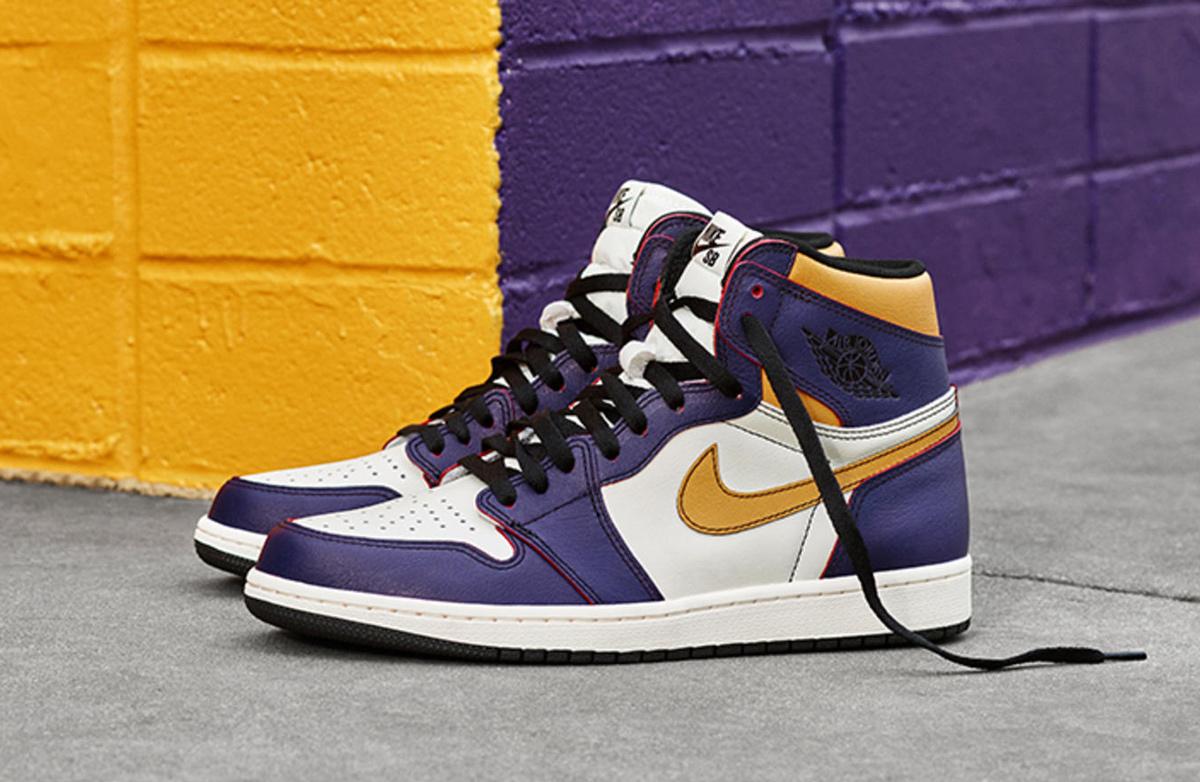 Vì đi giày Air Jordan trong khi gây án, Sirgiorgio Clardy khởi kiện Nike, nhà sản xuất giày. Ảnh: Sneaker News.