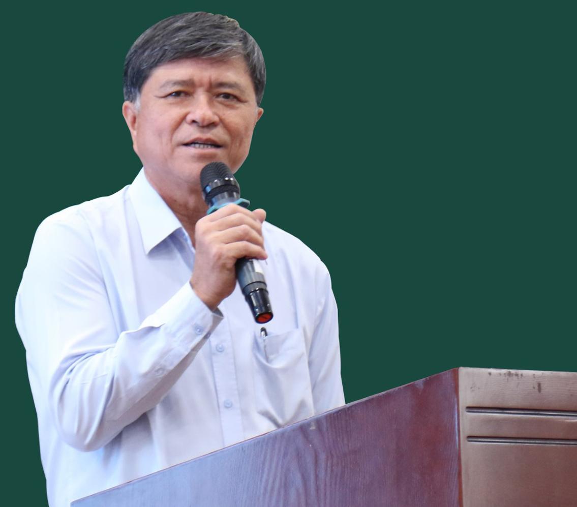 Ông Nguyễn Văn Hiếu, Phó giám đốc Sở Giáo dục và Đào tạo TP HCM chia sẻ về chuyển đổi số trong giáo dục. Ảnh: IEC.