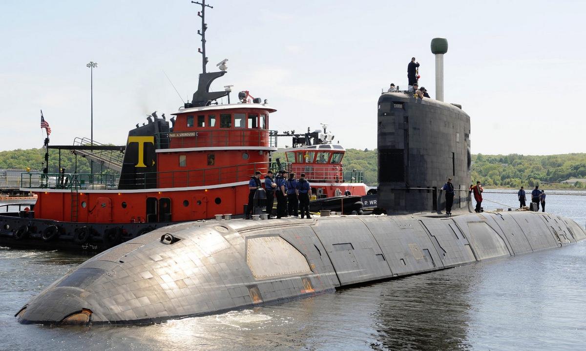HMS Corner Brook về cảng sau một chuyến ra khơi. Ảnh: Hải quân Canada.
