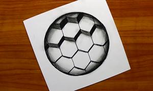 Vẽ tổ ong 3D
